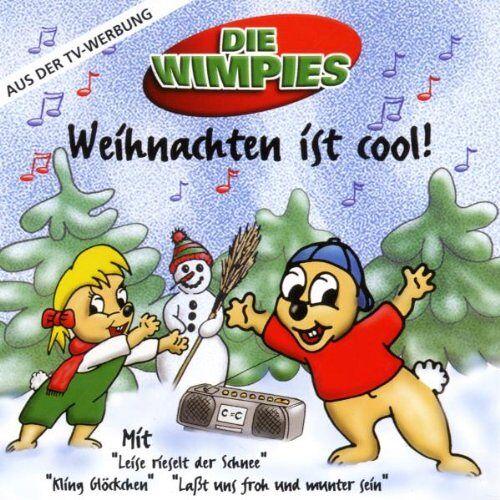 die Wimpies - Weihnachten Is Cool - Preis vom 12.04.2021 04:50:28 h