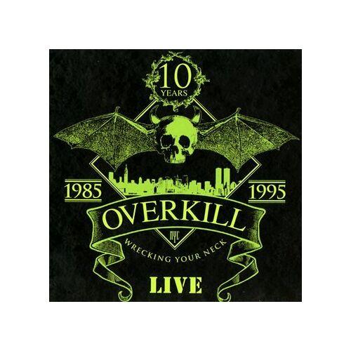 Overkill - Wrecking Your Neck - Preis vom 19.07.2019 05:35:31 h