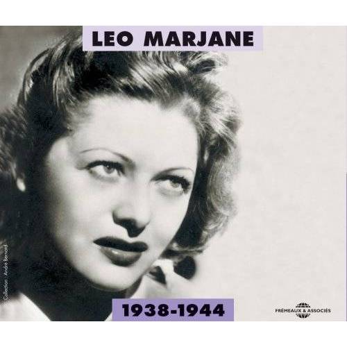 Leo Marjane - Leo Marjane 1938-1944 - Preis vom 07.03.2021 06:00:26 h