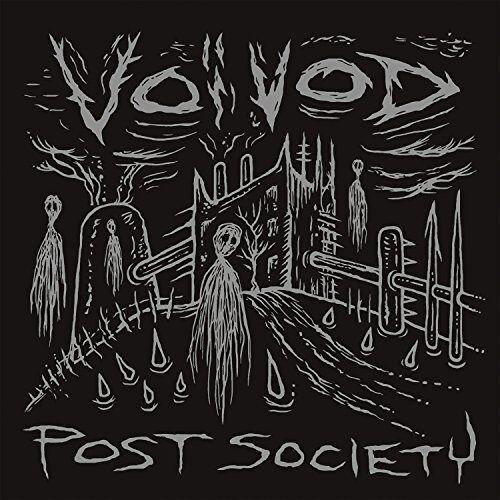 Voivod - Voivod-Post Society-Ep - Preis vom 22.02.2021 05:57:04 h