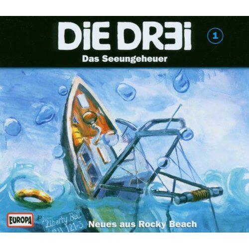 Die Dr3i - Folge 01: Das Seeungeheuer - Preis vom 10.04.2021 04:53:14 h