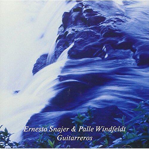Ernesto Snajer - Guitarreros - Preis vom 14.04.2021 04:53:30 h