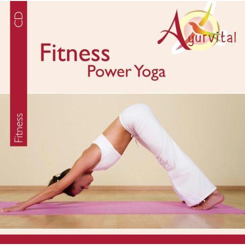 Various - Ayurvital-Power Yoga - Preis vom 18.09.2019 05:33:40 h