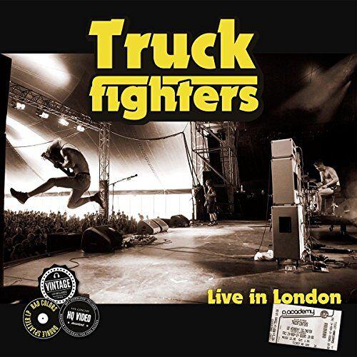 Truckfighters - Live in London (Splatter+CD) [Vinyl LP] - Preis vom 18.10.2020 04:52:00 h