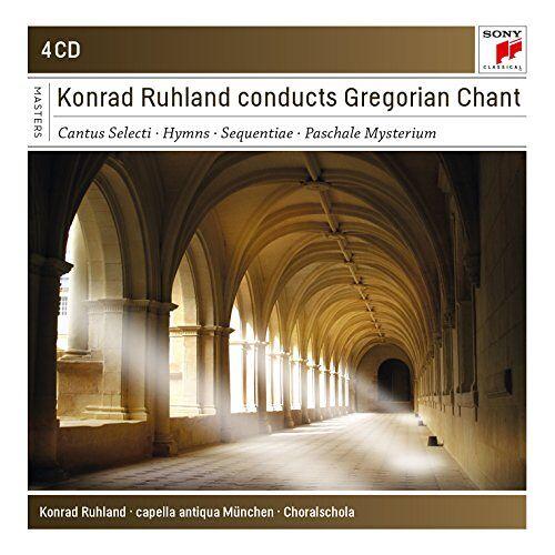 Konrad Ruhland - Konrad Ruhland Conducts Gregorian Chant - Preis vom 20.10.2020 04:55:35 h