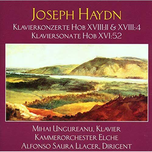 Kammerorchester Elche - Klavierkonzerte/Klaviersonate - Preis vom 25.01.2021 05:57:21 h