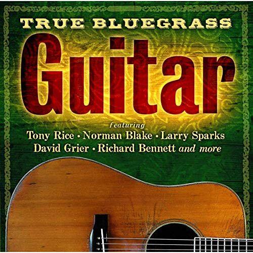 Various - True Bluegrass Guitar - Preis vom 15.05.2021 04:43:31 h