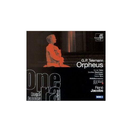 Jacobs - Orpheus - Preis vom 14.05.2021 04:51:20 h