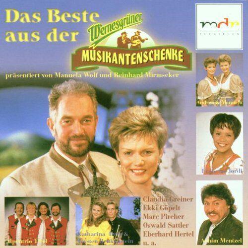 Various - Wernesgrüner Musikantenschenke - Preis vom 20.10.2020 04:55:35 h