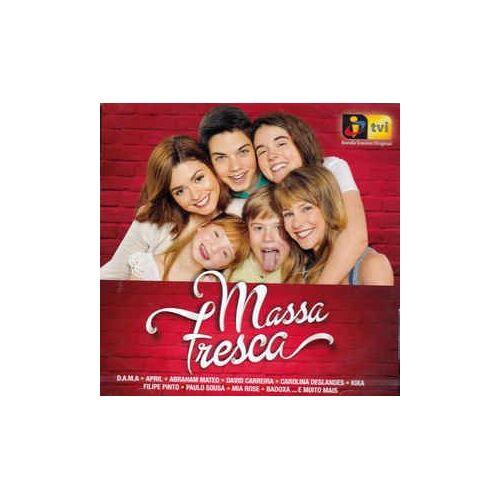 Various - Massa Fresca (2-CD) - Preis vom 14.04.2021 04:53:30 h
