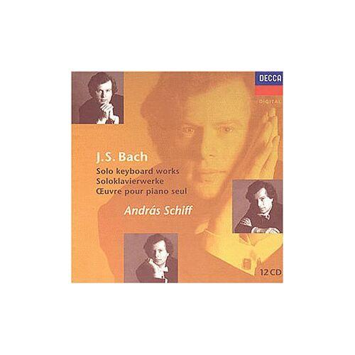 Andras Schiff - Werke Für Klavier Solo - Preis vom 19.01.2021 06:03:31 h