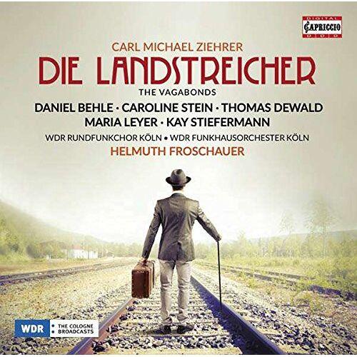 Daniel Behle - Die Landstreicher - Preis vom 18.04.2021 04:52:10 h
