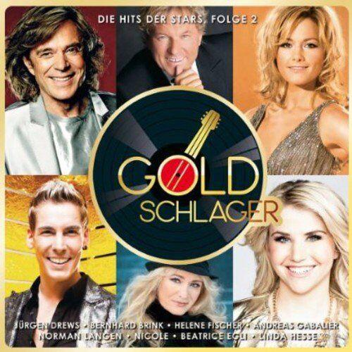Various - Goldschlager - Die Hits der Stars - Folge 2 - Preis vom 06.09.2020 04:54:28 h