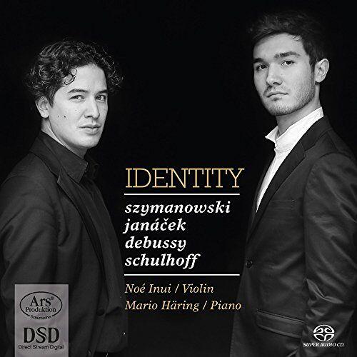 Noé Inui (Violine) - Identity - Werke für Violine und Klavier - Preis vom 13.05.2021 04:51:36 h