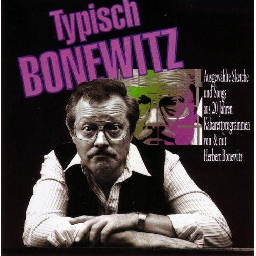 Herbert Bonewitz - Typisch Bonewitz - Preis vom 20.10.2020 04:55:35 h