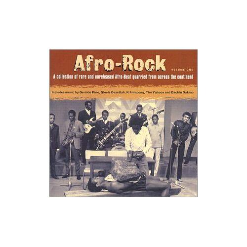 Va-Afro-Rock - Vol. 1-Afro-Rock - Preis vom 08.04.2021 04:50:19 h
