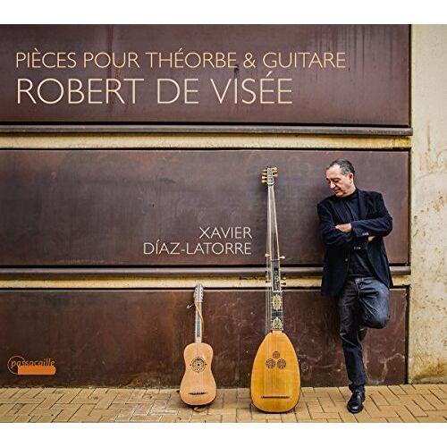 Xavier Diaz-Latorre - de Visée: Stücke für Theorbe & Gitarre - Preis vom 24.02.2021 06:00:20 h