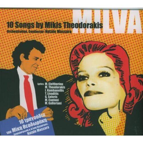 Milva - Milva Sings Mikis Theodorakis - Preis vom 01.06.2020 05:03:22 h