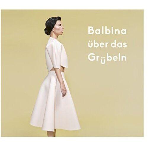 Balbina - Über das Grübeln [Vinyl LP] - Preis vom 22.01.2021 05:57:24 h