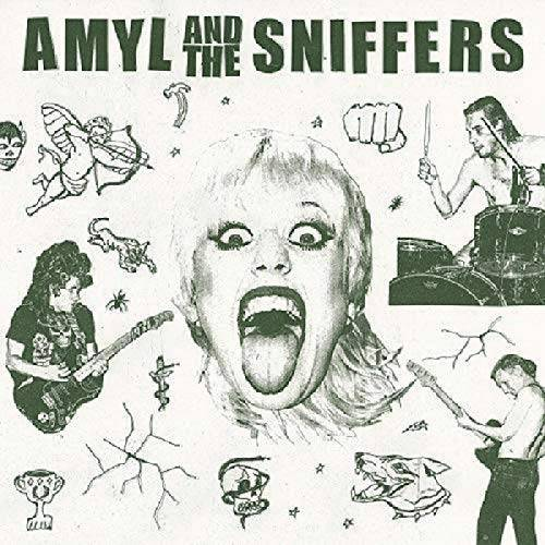 Amyl & the Sniffers - Amyl & the Sniffers - Preis vom 18.10.2020 04:52:00 h