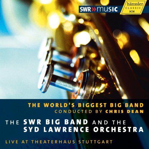 Swr Big Band - World'S Biggest Big Band,the - Preis vom 03.09.2020 04:54:11 h