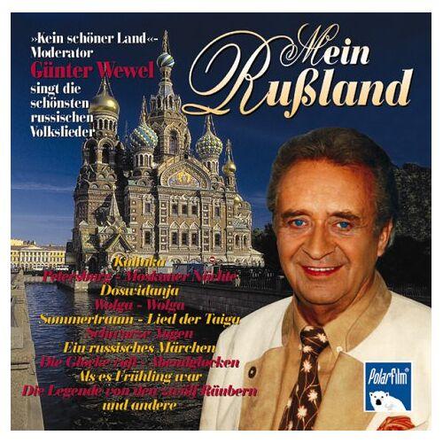 Günter Wewel - Mein Rußland - Preis vom 20.10.2020 04:55:35 h