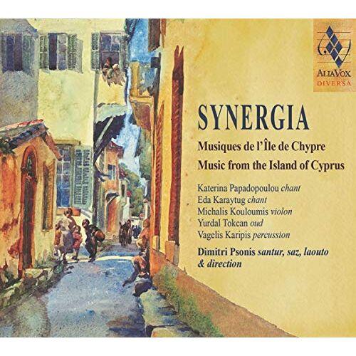 K. Papadopoulou - Synergia-Music of Cyprus - Preis vom 23.02.2021 06:05:19 h