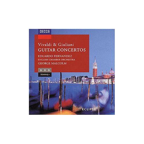 Fernandez - Gitarrenkonzerte/Sonate a-Dur - Preis vom 15.04.2021 04:51:42 h