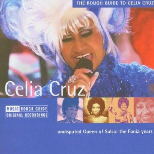 Celia Cruz - Rough Guide: Celia Cruz - Preis vom 16.04.2021 04:54:32 h