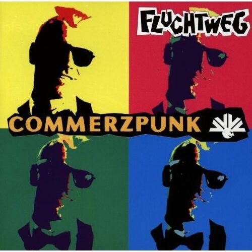 Fluchtweg - Commerzpunk - Preis vom 20.10.2020 04:55:35 h