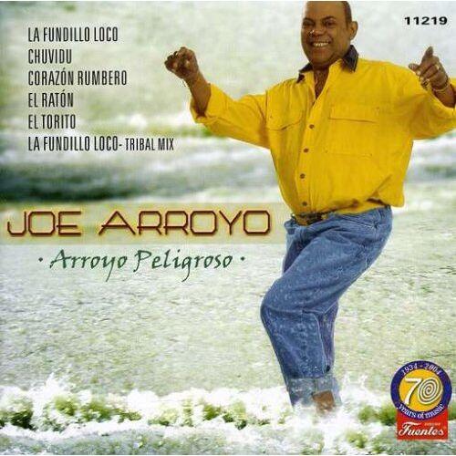 Joe Arroyo - Arroyo Peligroso - Preis vom 18.10.2020 04:52:00 h