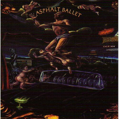 Asphalt Ballet - Asphalt Ballet Same (1991) - Preis vom 20.10.2020 04:55:35 h
