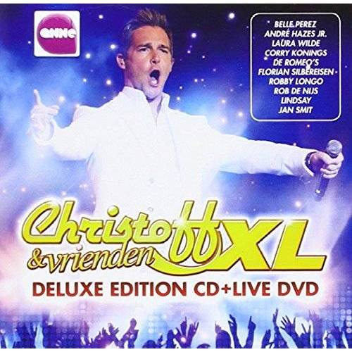 Christoff - Christoff & Vrienden+DVD - Preis vom 03.09.2020 04:54:11 h