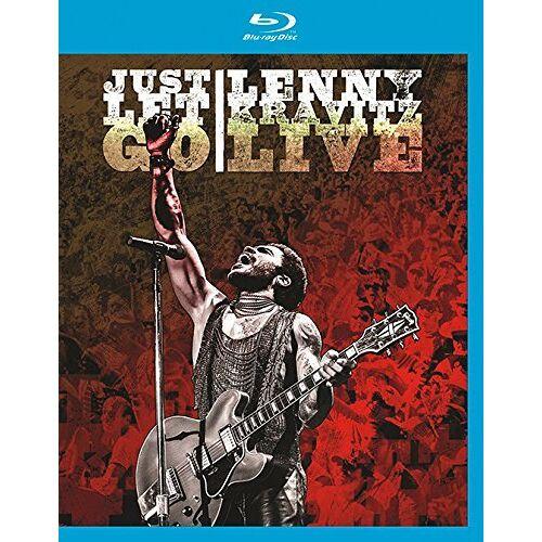 Lenny Kravitz - Just Let Go - Lenny Kravitz Live [Blu-ray] - Preis vom 03.12.2020 05:57:36 h