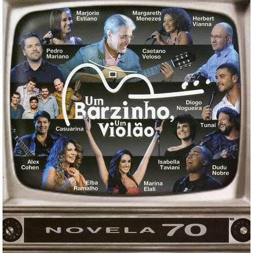 Um Barzinho Um Violao-Novela 7 - Vol.1-Um Barzinho Um Violao-No - Preis vom 05.05.2021 04:54:13 h