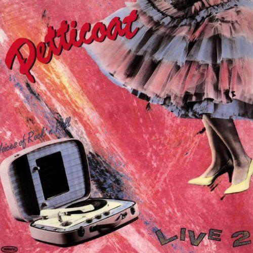 Petticoat - Live II - Preis vom 22.08.2019 05:55:06 h
