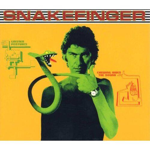Snakefinger - Chewing Hides the Sound & Gree - Preis vom 04.05.2021 04:55:49 h
