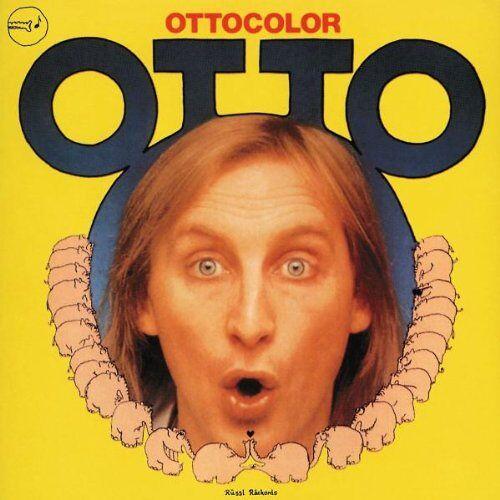 Otto Waalkes - Ottocolor - Preis vom 23.10.2020 04:53:05 h