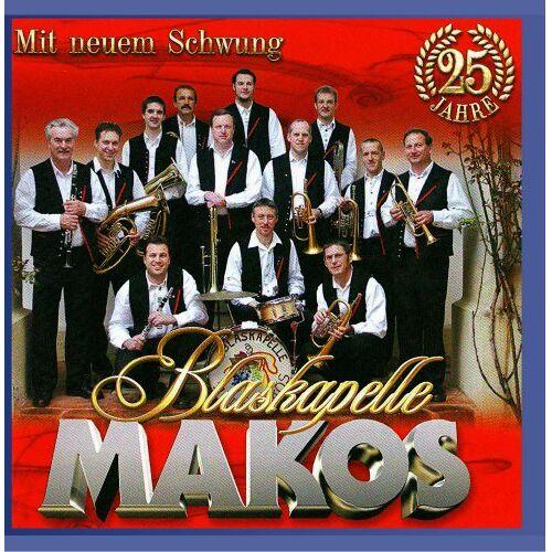 Blaskapelle Makos - 25 Jahre - Preis vom 15.05.2021 04:43:31 h