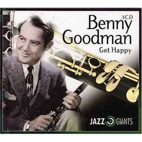 Benny Goodman - Jazz Giants-Benny Goodman - Preis vom 01.03.2021 06:00:22 h