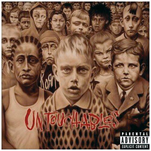Korn - Untouchables - Preis vom 21.02.2020 06:03:45 h