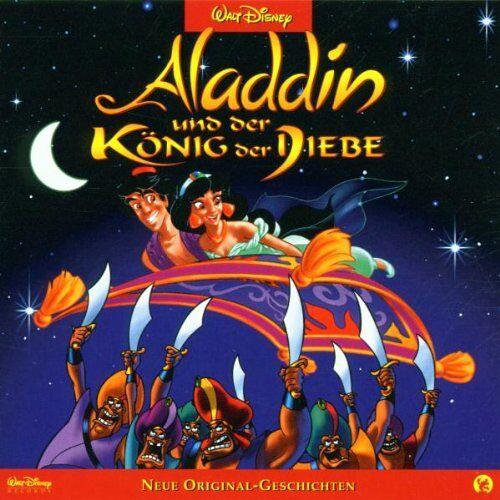 Aladdin - Aladdin und der König der Diebe - Preis vom 17.04.2021 04:51:59 h
