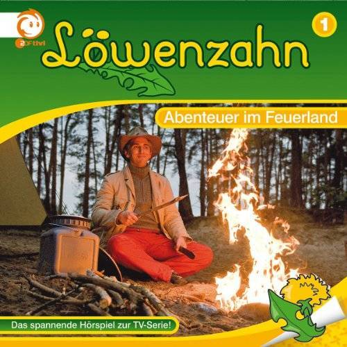 Löwenzahn - Löwenzahn 01: Abenteuer im Feuerland - Preis vom 26.02.2020 06:02:12 h