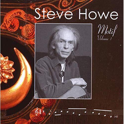Steve Howe - Motif - Preis vom 28.02.2021 06:03:40 h