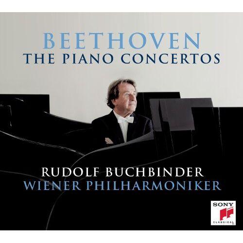 Rudolf Buchbinder - Die Klavierkonzerte - Preis vom 31.03.2020 04:56:10 h
