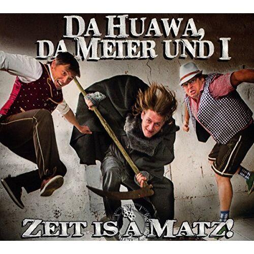 Da Huawa - Zeit Is a Matz! - Preis vom 13.05.2021 04:51:36 h