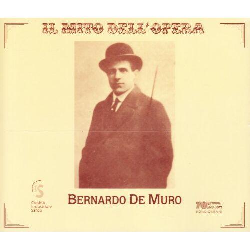 Bernardo de Muro - Opern-Recital - Preis vom 31.03.2020 04:56:10 h