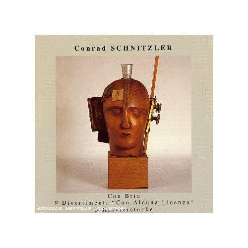 Conrad Schnitzler - Con Brio - Preis vom 22.02.2021 05:57:04 h