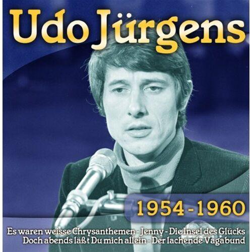 Udo Jürgens - Udo Jürgens 1954-1960 - Preis vom 20.10.2020 04:55:35 h