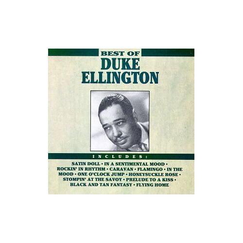 Duke Ellington - Best of Duke Ellington - Preis vom 14.05.2021 04:51:20 h